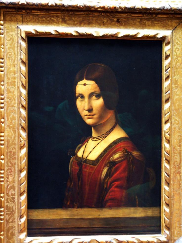 CARETORTALeonardo-Dama de la corte de Milán