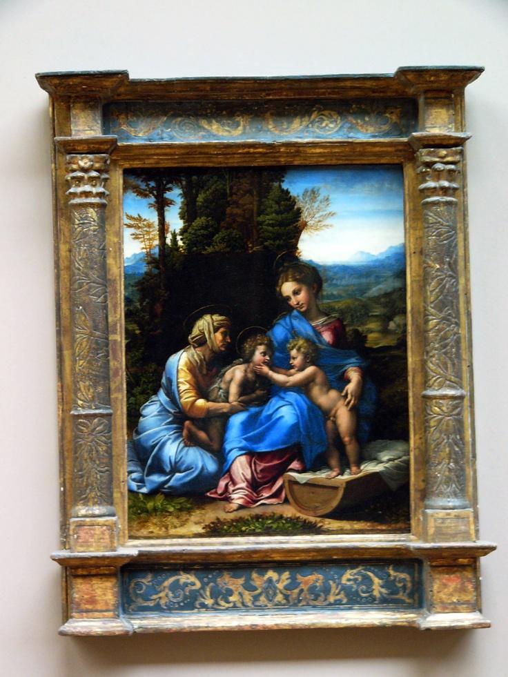 MAJETEEE-La virgen y el niño-Rafael