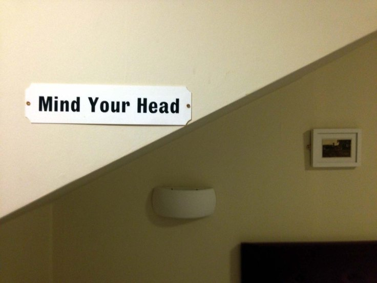MIND YOUR